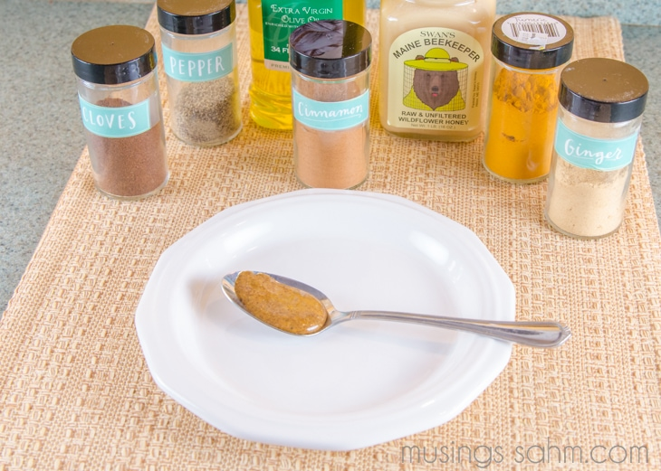 Honey Spices Immune Booster-6