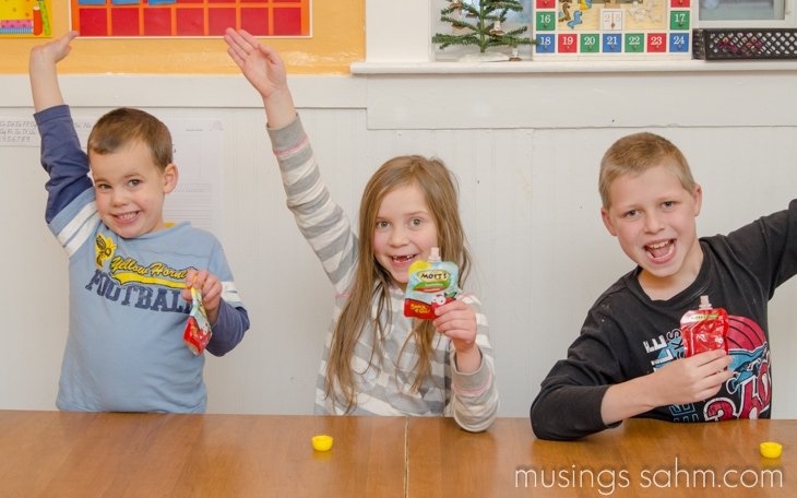 Kids Love Motts Snack & Go