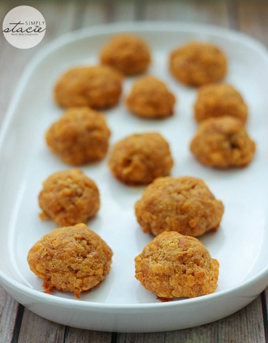 Olive Cheese Balls