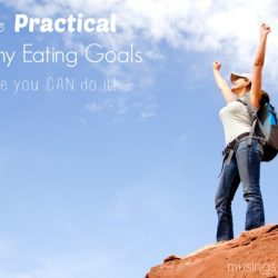 Practical Healthy Eating Goals This Year