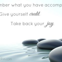 Perspective: Take Back Your Joy