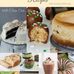 9 Divine Irish Cream Desserts #Recipes