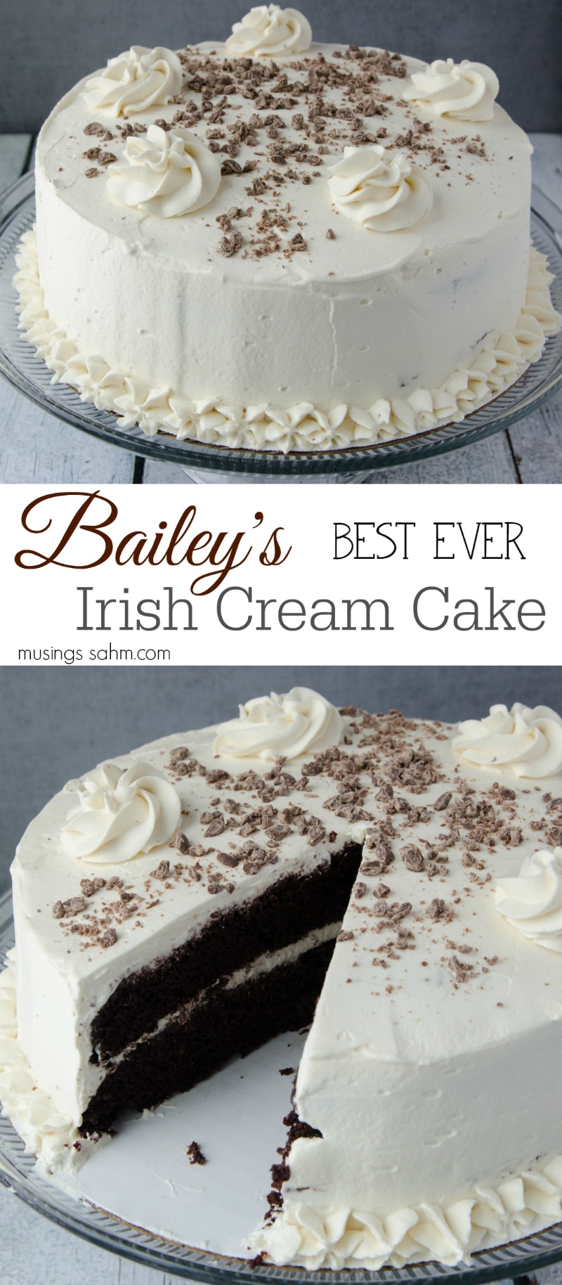 baileys irish cream cake the best cake with real amp bailey 1455