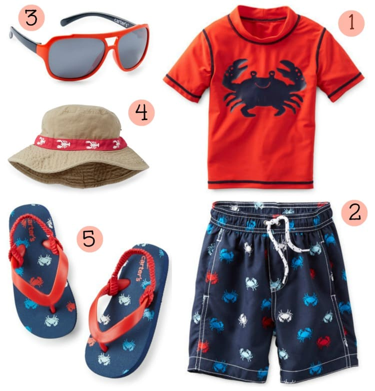 Crabby Seaside