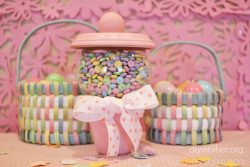 DIY Easter Candy Machine
