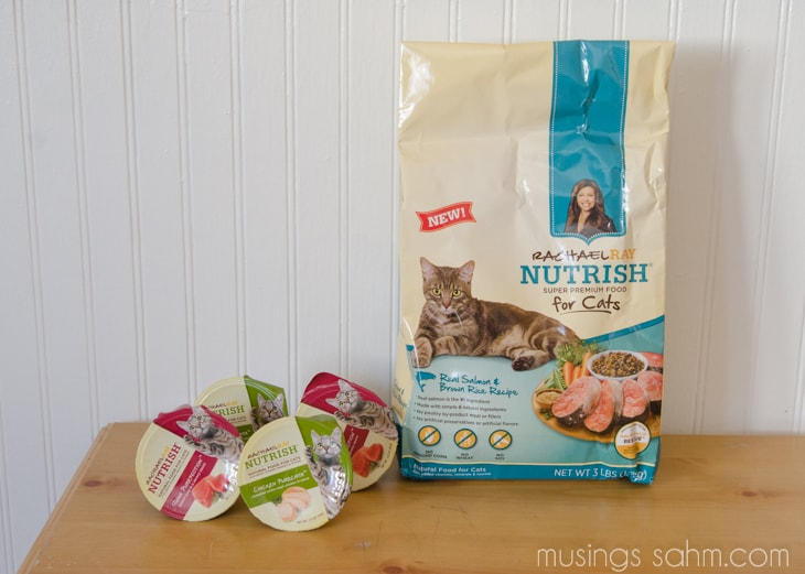 Rachael Ray Nutrish for Cats