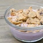 Greek Yogurt Crumble Snack from Yoplait & Nature Valley