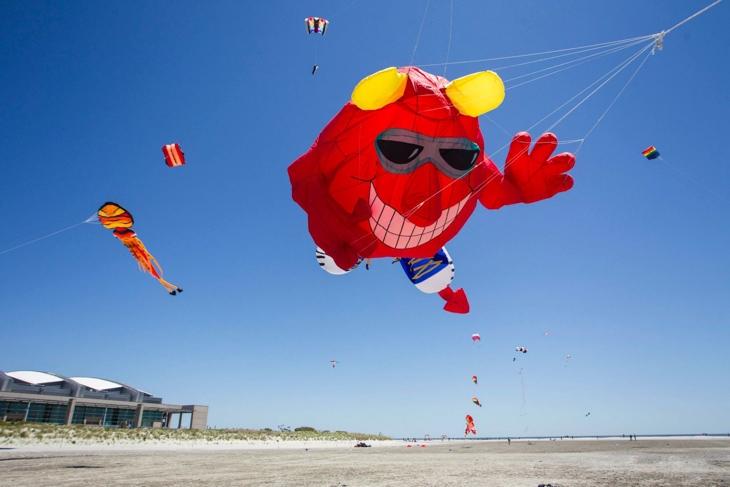 Jersey Shore kite