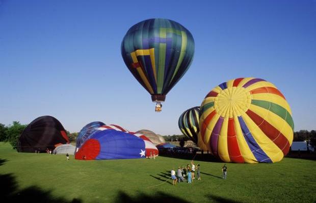 New Jersey Ballooning