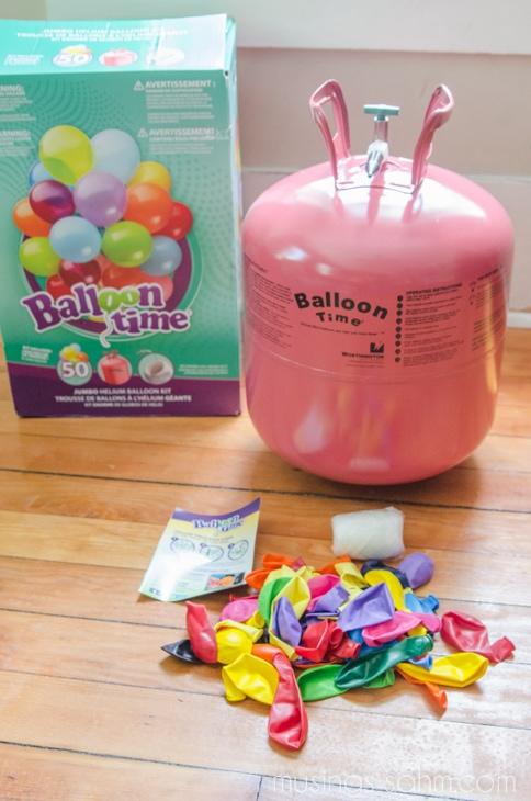 balloon Time kit