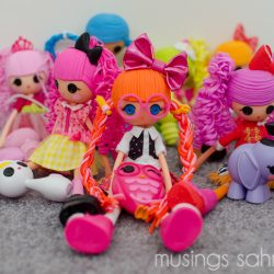 Back to School with the Lalaloopsy Girls