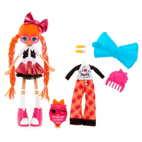 Lalaloopsy Girls Bea Spells a Lot