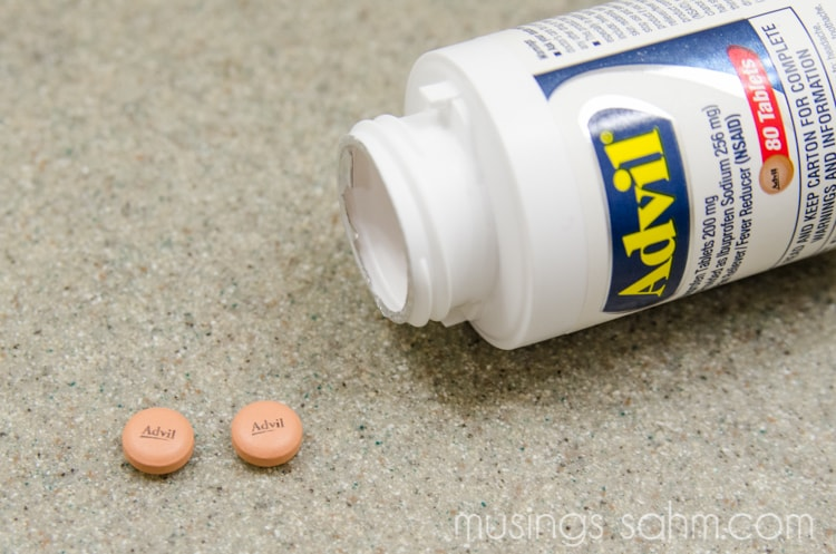 Advil Film-Coated Tablets