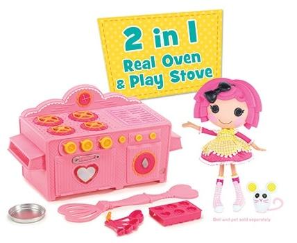 Lalaloopsy Play Baking Oven