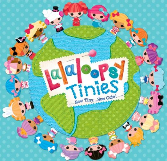 Lalaloopsy Tinies
