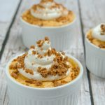 Whipped Pumpkin Spice Mousse