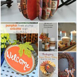 27 DIY Fall Decorations