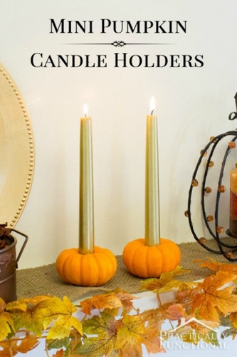 27 diy fall decorations