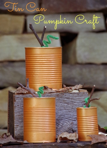 Easy-Fall-Craft-Tin-Can-Pumpkins-2-741x1024