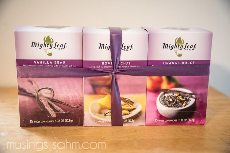 Mighty Leaf Tea Sample Pack
