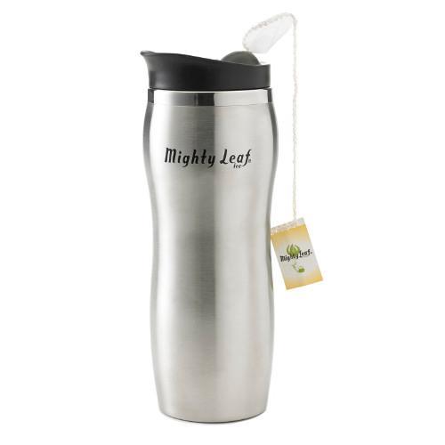 Mighty Leaf TeaTop Brew Travel Mug