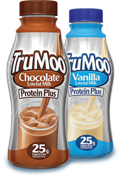 TruMoo Protein Plus Milk