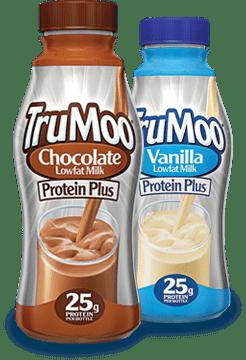 TruMoo Protein Plus Milk