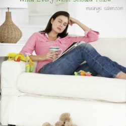 What Every Mom Should Know About Being Abnormally Exhausted