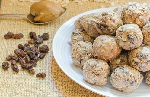 Peanut-Butter-Snack-Balls