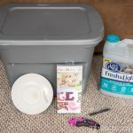 Cat Litter Box - what you'll need