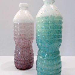 Time Out Glitter Bottles