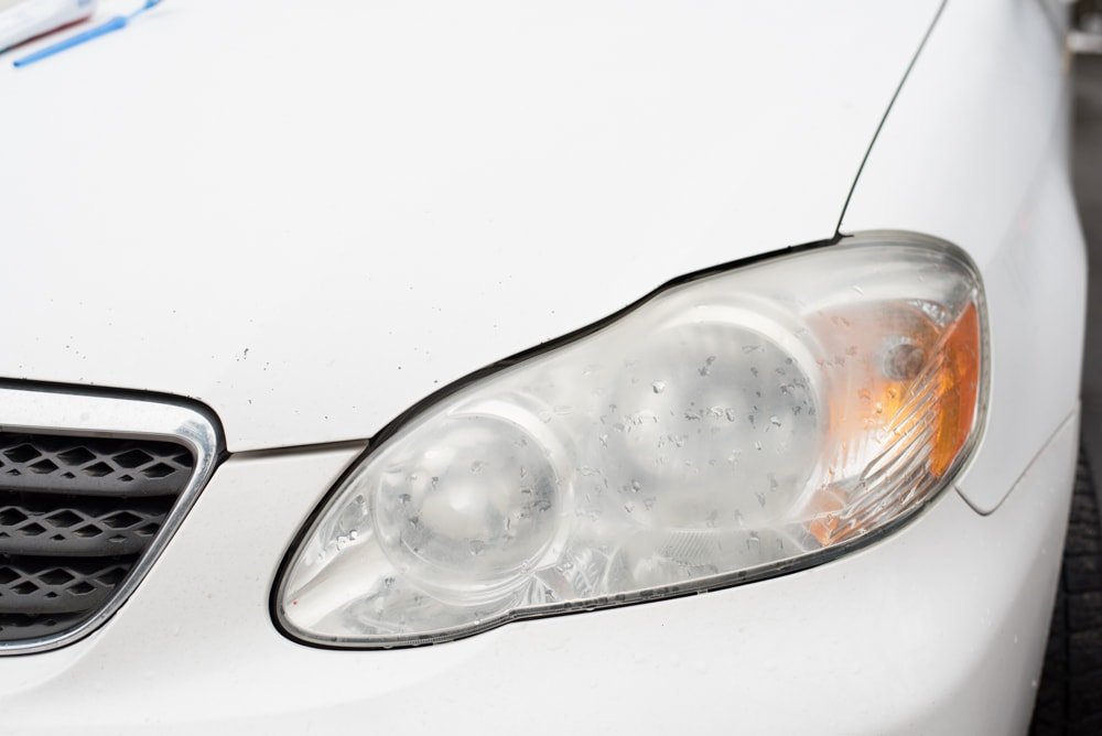 How to Clean Headlights with a Common Household Item You Already Have #Lifehacks