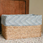 Make Your Own Basket Out of a Box