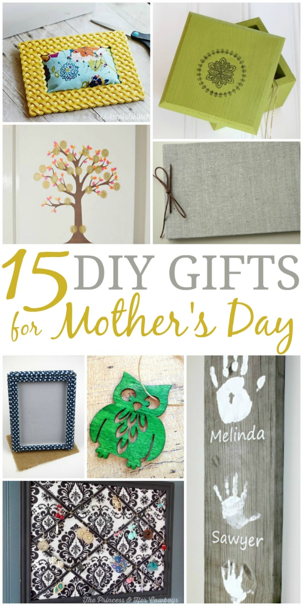 15 diy mother 39 s day gifts living well mom for What to get mom for mother s day diy