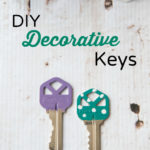 DIY Decorative Keys