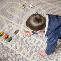 Masking Tape Road For Kids