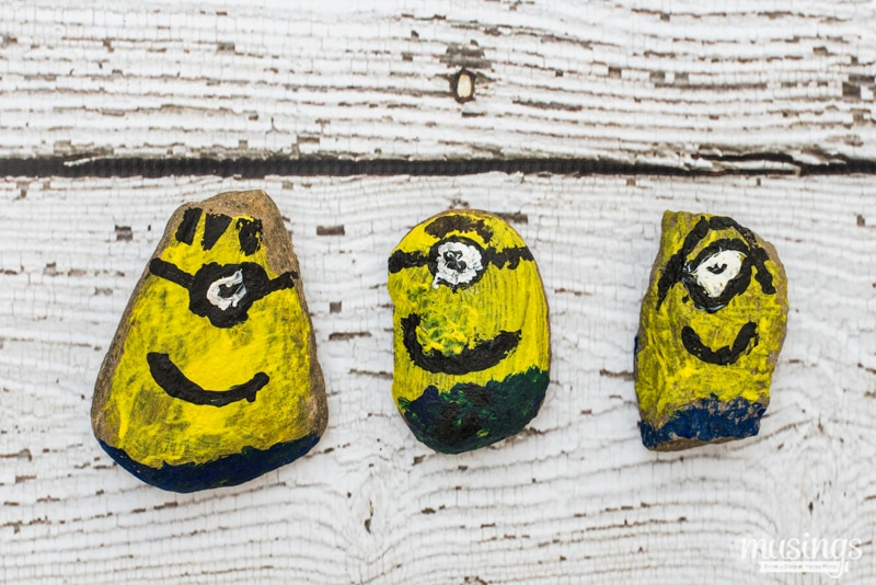 Minion Pet Rocks