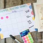 Summer Reading Program for Kids {Free Printable}