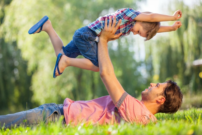 11 Reasons Dads Rock: from their fearless take on dirt to how they'll do just about anything for their children in their own special way, dads are awesome.