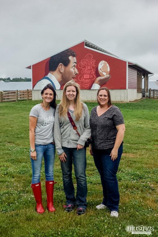 Shady Brook Farms family farm