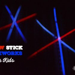Glow Stick Fireworks for Kids
