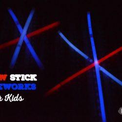 Glow Stick Fireworks for Kids