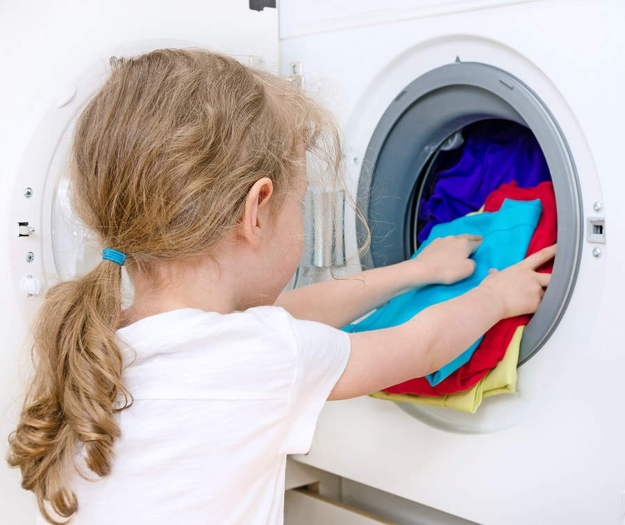 Practical Ideas for Getting Kids to Do Chores + A Chore