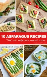 10 Asparagus Recipes That Will Make Your Mouth Water