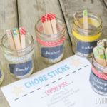 Chore Sticks: The Simple DIY Chore System for Kids That Really Works