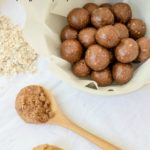 Gluten-Free Chocolate Protein Balls Recipe