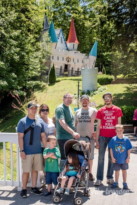 Story Land Cinderellas castle