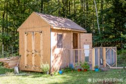 Our Chicken Coop Tour