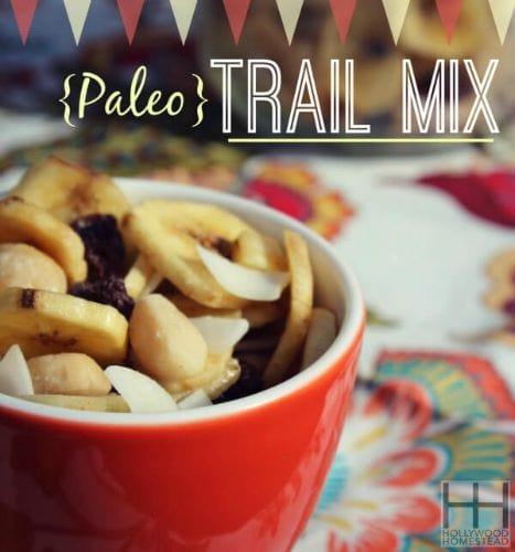paleo trail mix