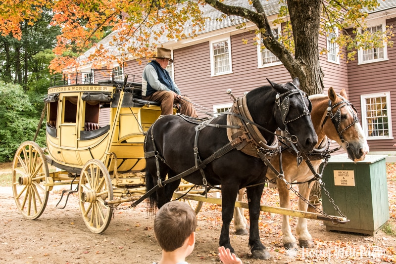 10 Reasons Why Your Family Should Visit Old Sturbridge Village in Massachusetts